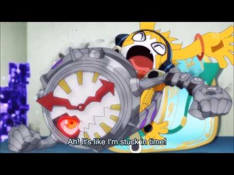 Digimon Universe Episode 7: Musimon & Gatchmon vs Clockmon