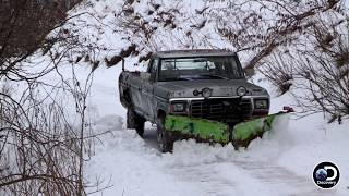 Did Otto Pick The Right Machine For This Snow Plowing Job? | Alaska: The Last Frontier