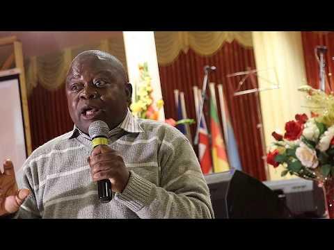 AIDC-Abbé Mbelu pour une Thérapie de Choc au 1er Congres de la Diaspora Congolaise à Bruxelles