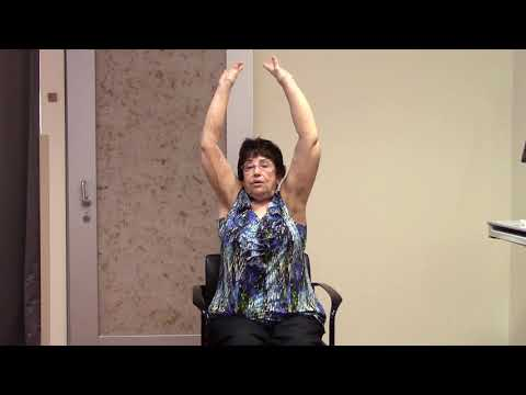 Lymphatic Opening Exercise Sequence