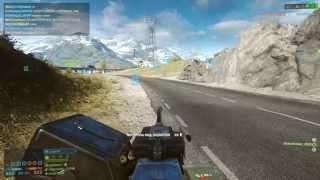 Тест Battlefield 4 все настройки на Ультра vs gtx 780