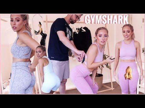 GYMSHARK TRY ON HAUL.. BEST GYM CLOTHING | KASEY RAYTON thumbnail