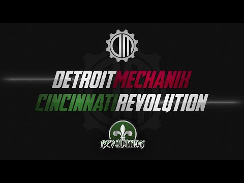 Detroit Mechanix vs Cincinnati Revolution