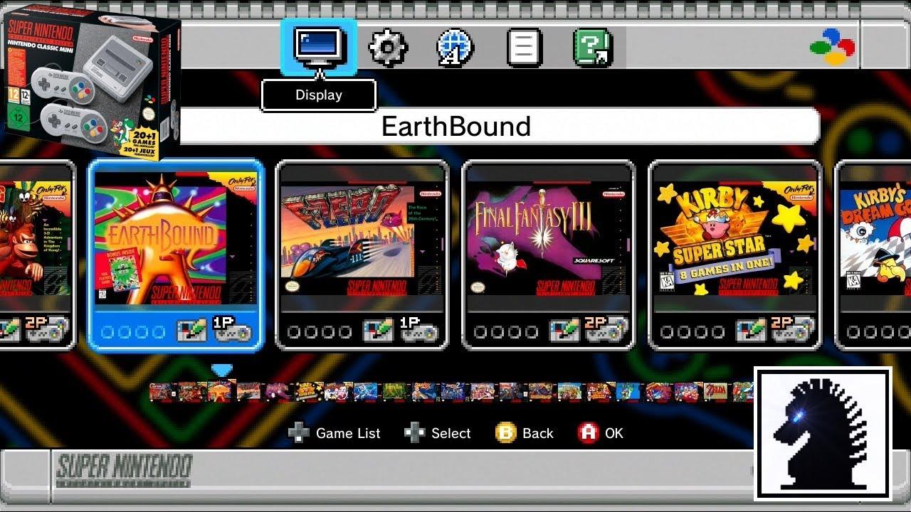 SNES Classic Mini - #03: EarthBound