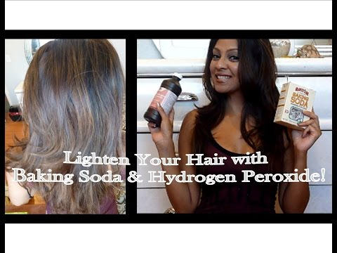 lighten-your-hair-with-baking-soda-and-hydrogen-peroxide!
