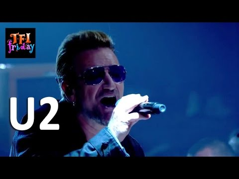 "U2 - ""Raised By Wolves"" 10/16/15 TFI Friday"