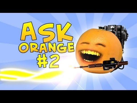 Annoying Orange – Ask Orange #2: Toast Busters!