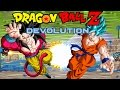Dragon Ball Z Devolution Super Saiyan God Super Saiyan Goku vs. Super Saiyan 4 Goku