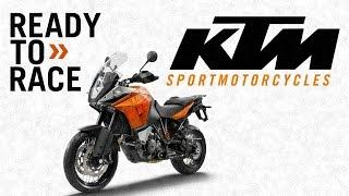 История мотоциклов - KTM