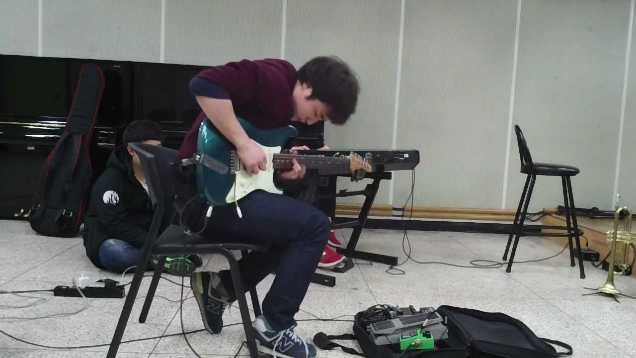 Download Super Cool Guy Guitar solo #.1