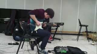 Super Cool Guy Guitar solo #.1