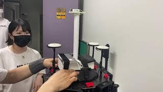 드론을 활용한 미세먼지 계측 - 시연동영상