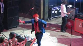 Gerard Way - Get the Gang Together (with intro) 10/23/14