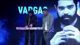 Presentación Vargas Ft Gonna Premios Pepsi Music 2017