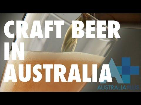 Craft beer in Australia - Australia Plus
