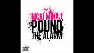 Nicki Minaj VS FireBeatz - Pound The Alarm (Yuval Ovadya Mashup)