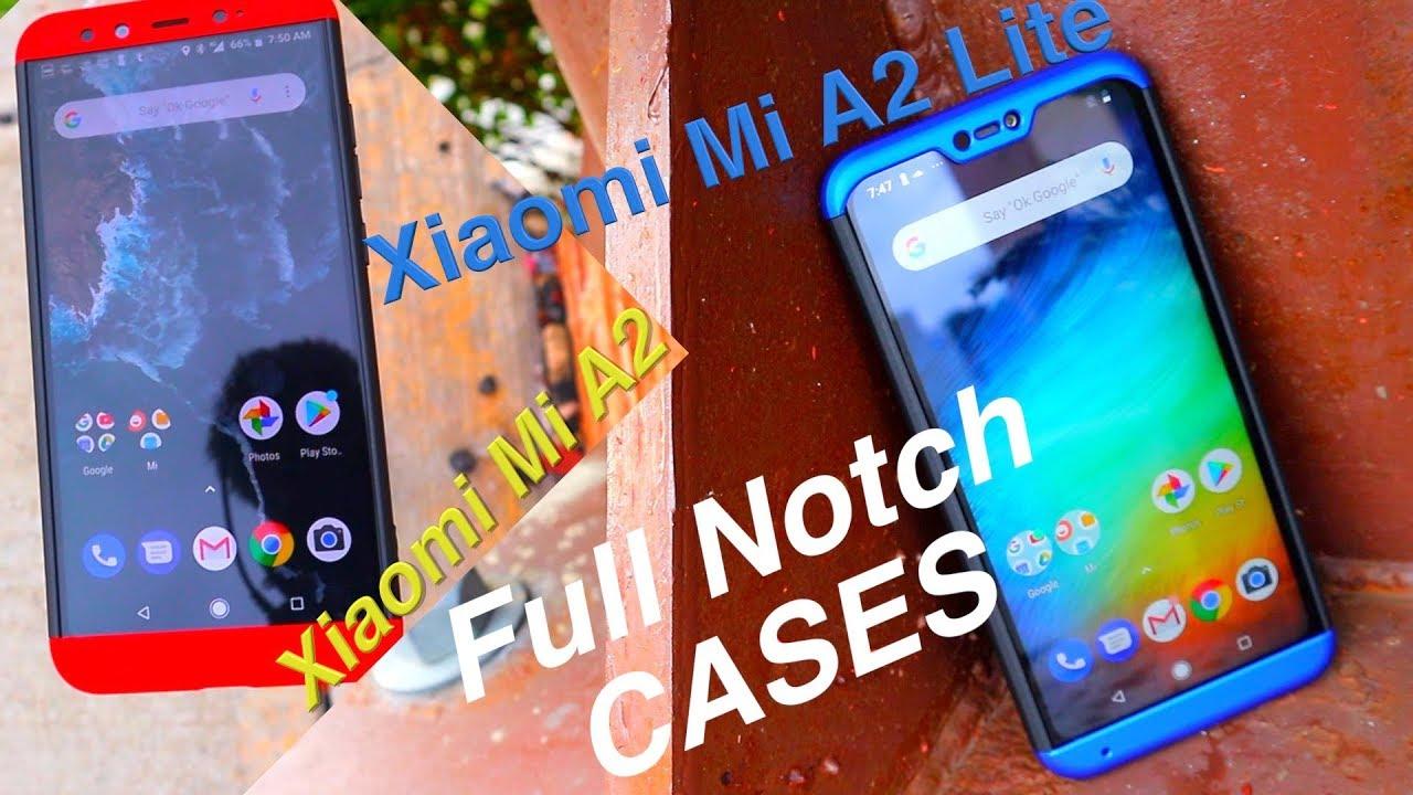 huge discount ffdf9 621cb GKK Cases for Xiaomi Mi A2 Lite / Xiaomi Mi A2 Bonus Clear Case
