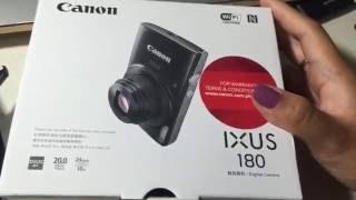 REVIEW: Canon Ixus 180