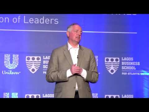 Unilever Global CEO Speaks on Business Sustainability