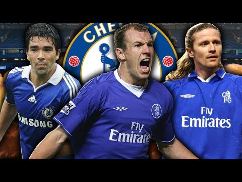 10 Players You FORGOT Played For Chelsea!
