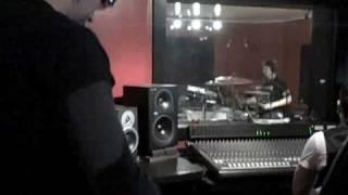 Alesana In Studio Recording Justin Timberlake Cover