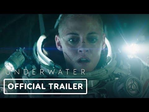 Underwater – Official Trailer (2020) Kristen Stewart, T.J. Miller
