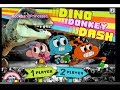 Cartoon Network's The Amazing World Of Gumball Dino Donkey Dash Game - Gumball Games