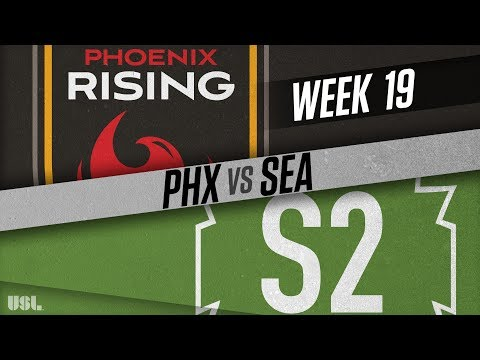 Phoenix Rising FC vs Seattle Sounders FC 2: July 20, 2018
