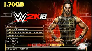 How to download wwe 2k18 for ppsspp videos / InfiniTube
