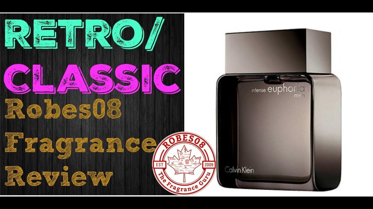 18838135518e Euphoria Intense Men by Calvin Klein Fragrance Review (2008)   Retro Series