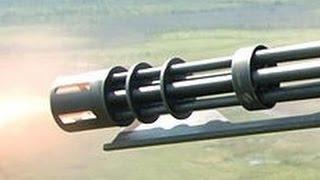 SUPER POWERFUL !!! US Military UH-1Y Huey with GAU-21 Gatling Machine Gun