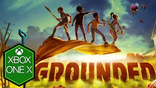 Grounded Xbox One X Gameplay Review [Xbox Game Pass] - Preview
