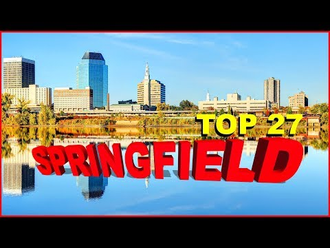 Top 27 Things You NEED To Know About SPRINGFIELD, MASSACHUSETTS