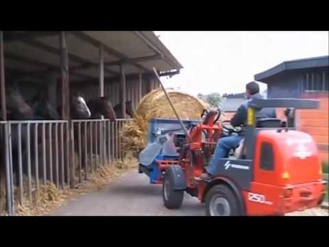 Современная техника для животноводческих ферм