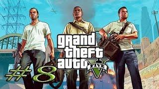Прохождение Grand Theft Auto V (PC). #8. Снимаем порнуху.