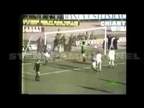 Fiorentina - Pistoiese 1-2 - Campionato 1980-81 - 13a giornata