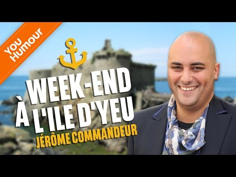 JEROME COMMANDEUR - WE à l'Ile d'Yeu