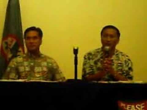 University of Guam CS 2006 Gubernatorial Forum