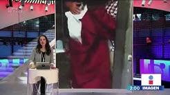 Estudiante de EU cruza la frontera vestida con su toga para abrazar a su pap que fue de