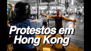 O BAGULHO TÁ DOIDO EM HONG KONG