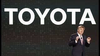 CES 2019: Toyota's press conference