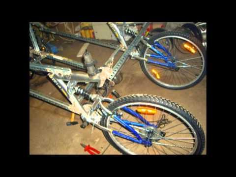 видео: Вело самоделка