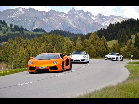 Ultimate Driving Tours - European Driving Holidays