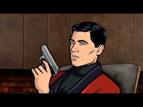 ASK ARCHER - So funny!