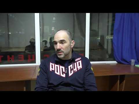 Шамиль Алиев на СКФО юноши Хасавюрт.