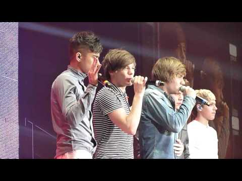 X Factor  Manchester 12311 One Direction  Forever Young