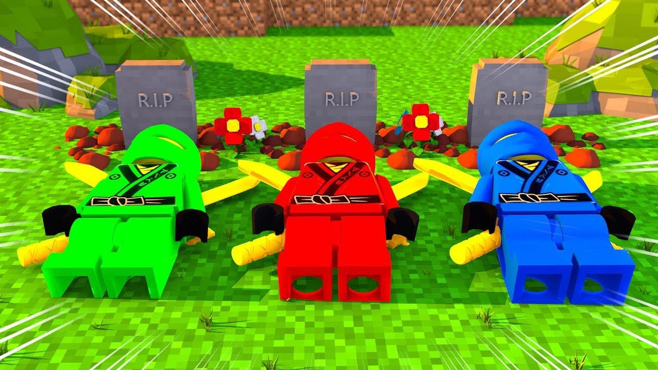 Alle Minecraft Spiele