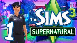 Sims 3 [supernatural] - New Roommate, Tsubrina!