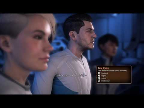 Mass Effect: Andromeda - Opening