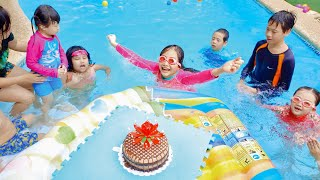 BUG's HAPPY BIRTHDAY | Pool Party